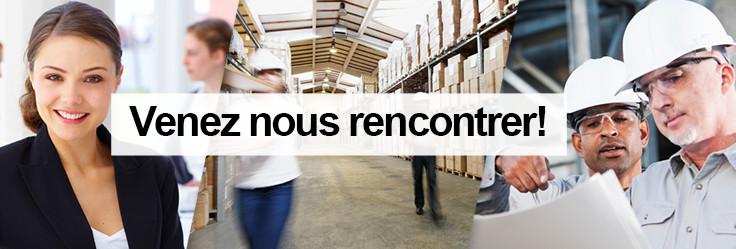 Extra multi-ressources à la Journée de l'emploi de Laval